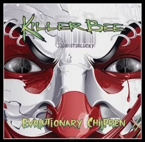 Rock Rag #12-Killer Bee-Evolutionary Children