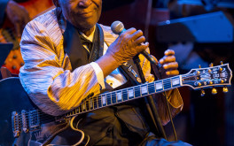 B.B. King and Lucille: A Timeless Love