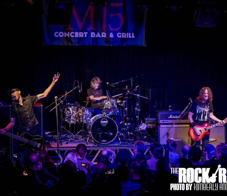 King's X ~ Live at M15 ~ Photo Gallery