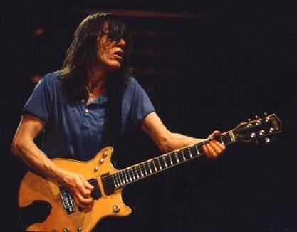 Malcolm Young ~ A Lifetime Of Music, 40 Years Of AC/DC, and Vanishing Memories