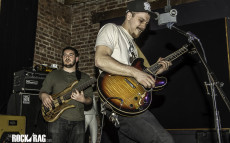 Tauk – Live at the Paperbox – Photo Gallery